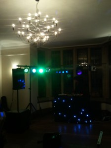 Coombe Lodge Wedding Disco