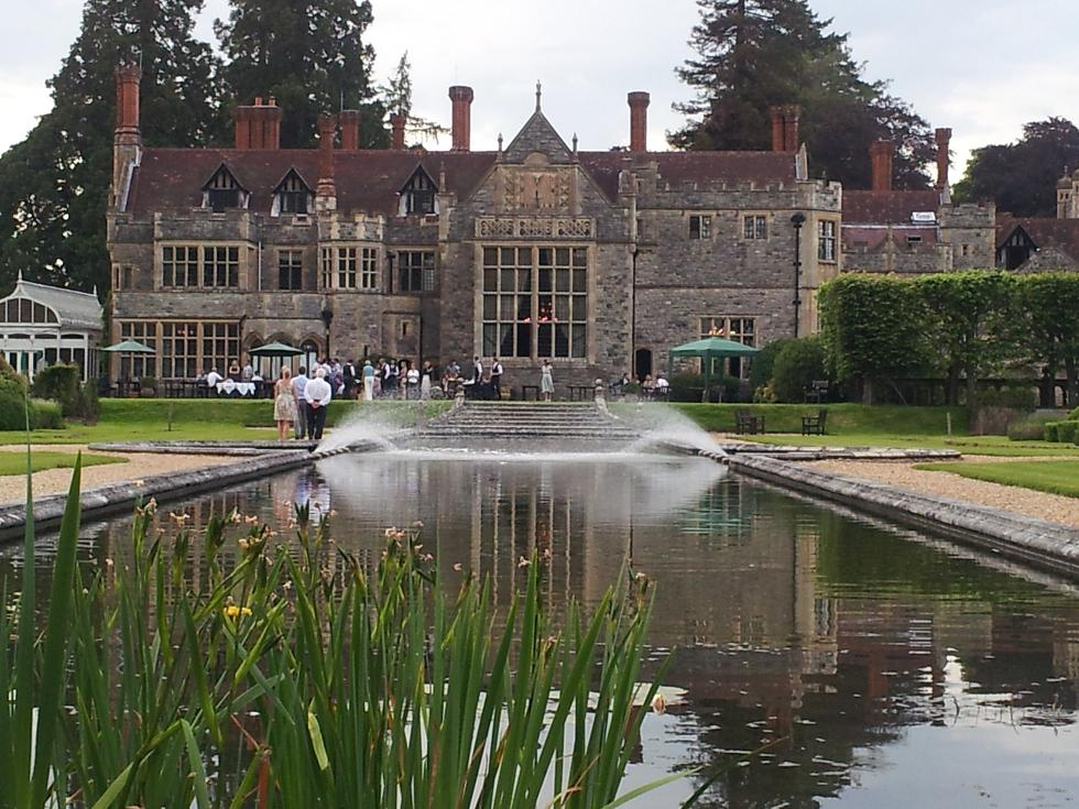 Wedding DJ Hire Rhinefield House