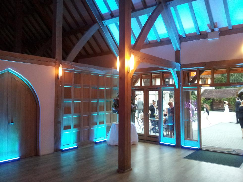 Wedding DJ Hire Rivervale Barn