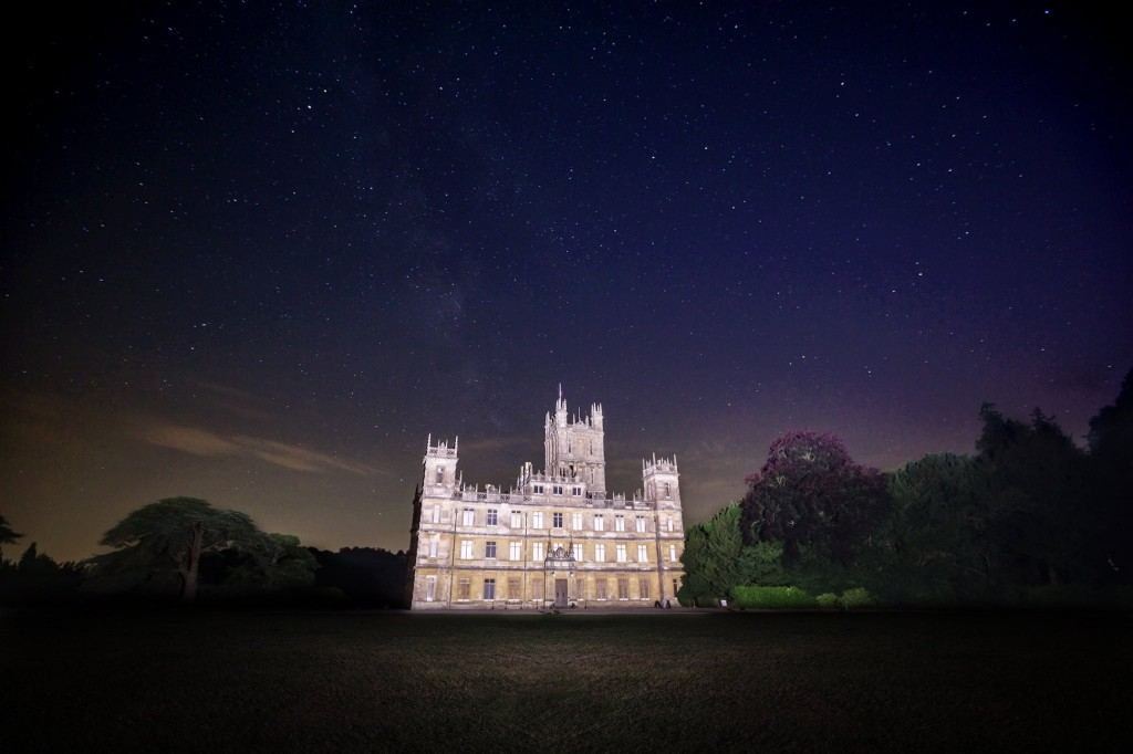 Wedding DJ Hire Highclere Castle